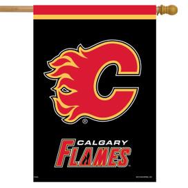 Calgary Flames NHL Licensed House Flag