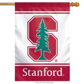 Stanford University NCAA Vertical House Flag