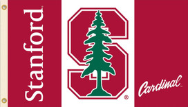 Stanford University Grommet Flag