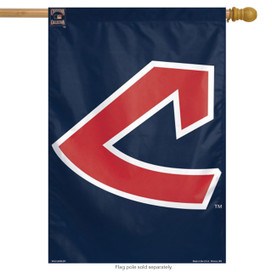 Cleveland Indians MLB Vertical House Flag