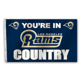 Los Angeles Rams Country Grommet Flag