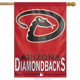 Arizona Diamondbacks Licensed MLB House Flag