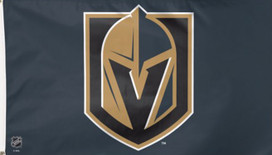 Vegas Golden Knights NHL Deluxe Grommet Flag