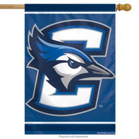 Creighton University BlueJays Vertical House Flag