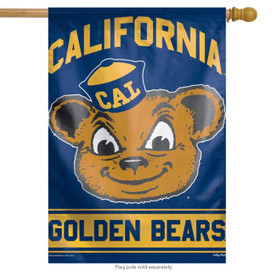 University of California Golden Bears UCLA House Flag