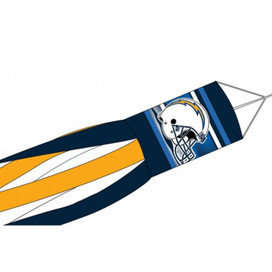 Los Angeles Chargers NFL Windsock
