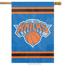 New York Knicks Applique House Flag