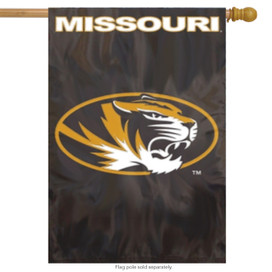 University of Missouri Applique Banner