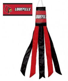 University of Louisville Cardinals NCAA Windsock