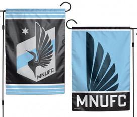 Minnesota United FC Double Sided MLS Garden Flag