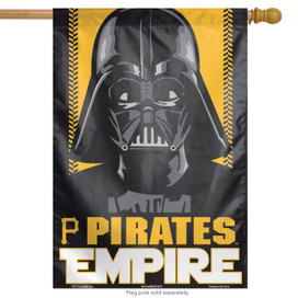 Pittsburgh Pirates Star Wars Vertical House Flag