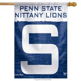 Penn State Nittany Lions Vertical Flag
