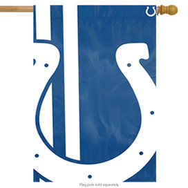 Indianapolis Colts Bold Logo House Flag