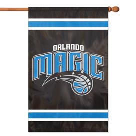 Orlando Magic Applique House Flag