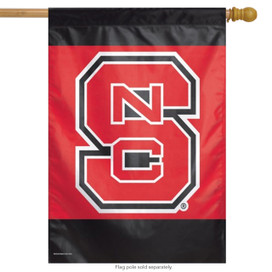 North Carolina State Vertical Flag