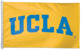 University of California Los Angeles Grommet Flag