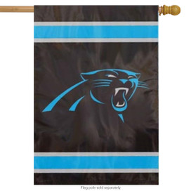 Carolina Panthers Applique Banner