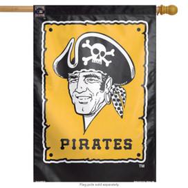 Pittsburgh Pirates Vertical MLB House Flag