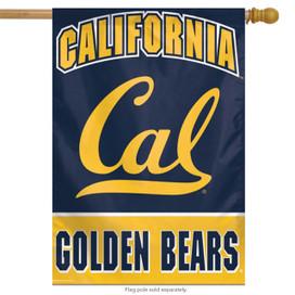 University of California NCAA Vertical House Flag