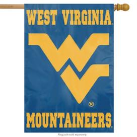 West Virginia Applique Banner