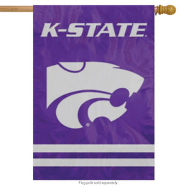 Kansas State University Applique Banner