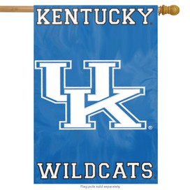 University of Kentucky Applique Banner