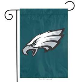 Philadelphia Eagles Applique Garden Flag