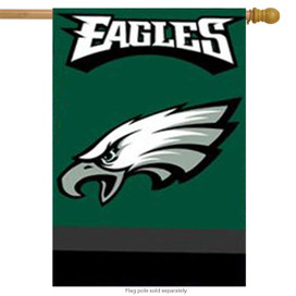 Philadelphia Eagles Applique Banner
