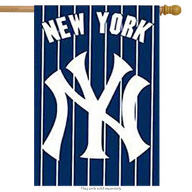 New York Yankees Licensed MLB Banner Flag
