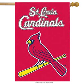 St. Louis Cardinals MLB Licensed Banner Flag