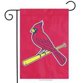 St. Louis Cardinals Applique Garden Flag