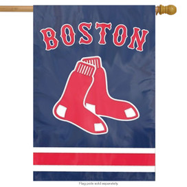 Boston Red Sox Licensed MLB Banner Flag