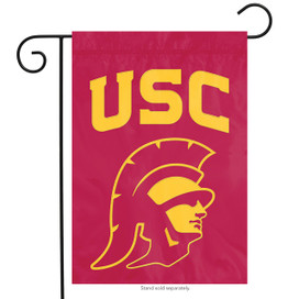 USC Trojans NCAA Garden Flag