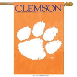 Clemson University Banner Flag