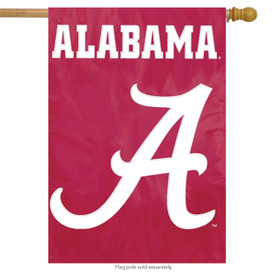 University of Alabama Applique Banner