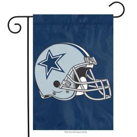 Dallas Cowboys Applique NFL Garden Flag
