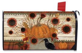Primitive Pumpkins Autumn Mailbox Cover