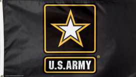 United States Army Star Grommet Flag