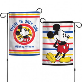 Mickey Mouse There's Only One Garden Flag