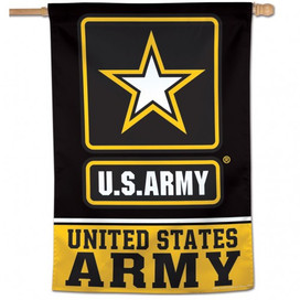 United States Army Vertical Flag