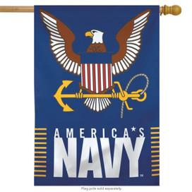 United States Navy America House Flag
