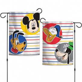 Mickey & Friends Garden Flag