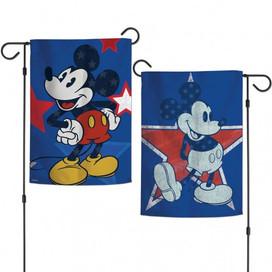 Mickey Mouse Americana Garden Flag