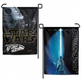 Star Wars Original Trilogy Garden Flag