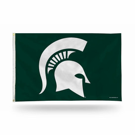 Michigan State University Spartans NCAA Grommet Flag