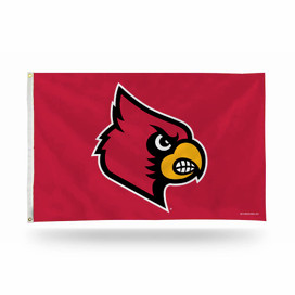 University of Louisville Cardinals NCAA Grommet Flag