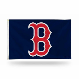 "Boston Red Sox ""B"" Logo MLB Grommet Flag"