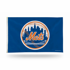 New York Mets MLB Grommet Flag
