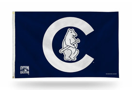 Chicago Cubs Cooperstown Collection MLB Grommet Flag