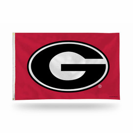 University of Georgia Bulldogs NCAA Grommet Flag